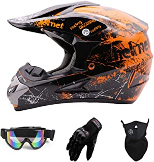 predator dirt bike helmet