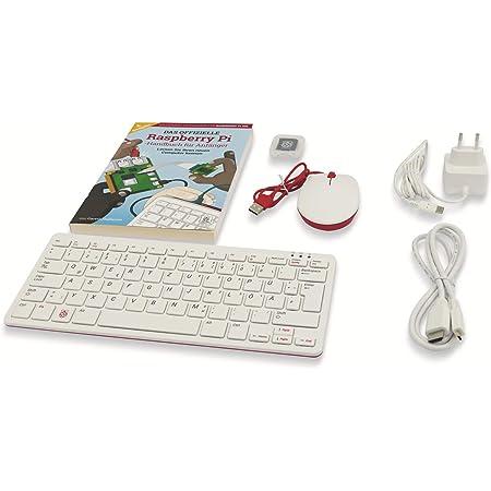 Raspberry Pi 400 - Kit para Raspberry Pi (disposición y guía ...