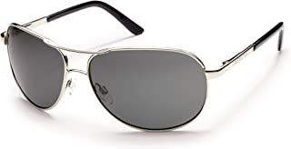 Aviator Polarized Metal Sunglasses