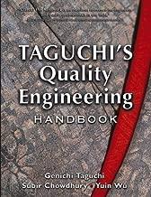 Best taguchi's quality engineering handbook Reviews