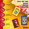 Zippo Day of The Dead Girl Candy Red Apple Pocket Lighter Candy Red Apple, One Size #3