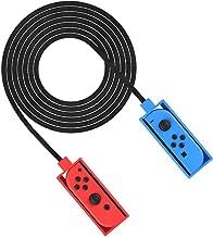 TwiHill pular corda é adequado para Nintendo switch, Nintendo switch pular corda interruptor pular corda desafio
