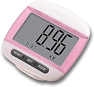 Demarkt Elektroniczny krokomierz, Fitness Tracker z licznikiem kalorii i wielofunkcyjnym wyświetlaczem LCD