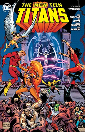 New Teen Titans Vol. 12