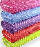 Merino-Betten Baumwolle/Polyester Stoff Gepunktet 240cm