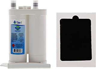 Tier1 Replacement for Frigidaire WF2CB Comparable PureSource2, NGFC 2000, 1004-42-FA, 469911, 469916 and PAULTRA Water and Air Filter Combo