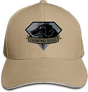 Match Sandwich Bill Cap Metal Gear Solid V: The Phantom Pain Baseball Hat