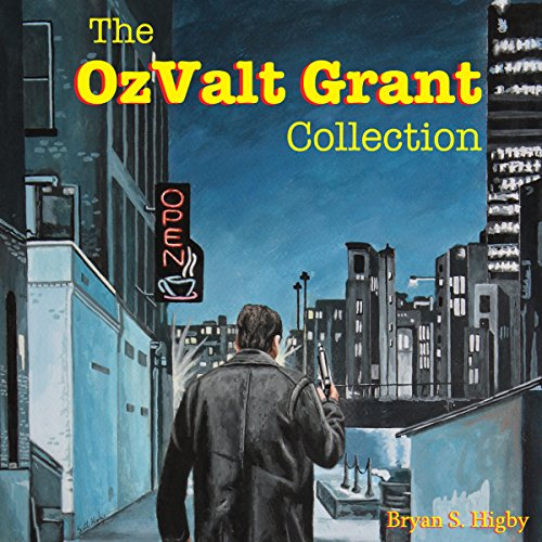 OzValt Grant Collection audiobook cover art