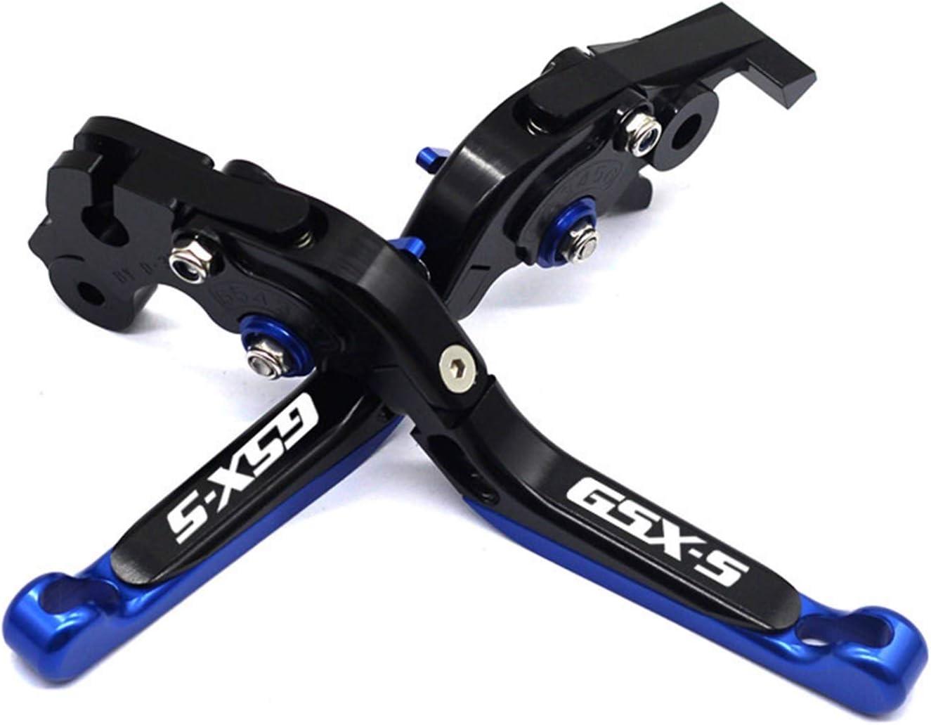 ABS GSX-S1000F GSXS1000 Bremshebel F/ür S/&uzuki GSX S1000 F//S//ABS 2015-2019 Klappbare Motorradbremse Kupplungshebel Bremskupplungshebel Farbe : 1