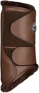 Le Mieux Fleece Lined Brushing Horse Boots, Multiple Colors and Sizes