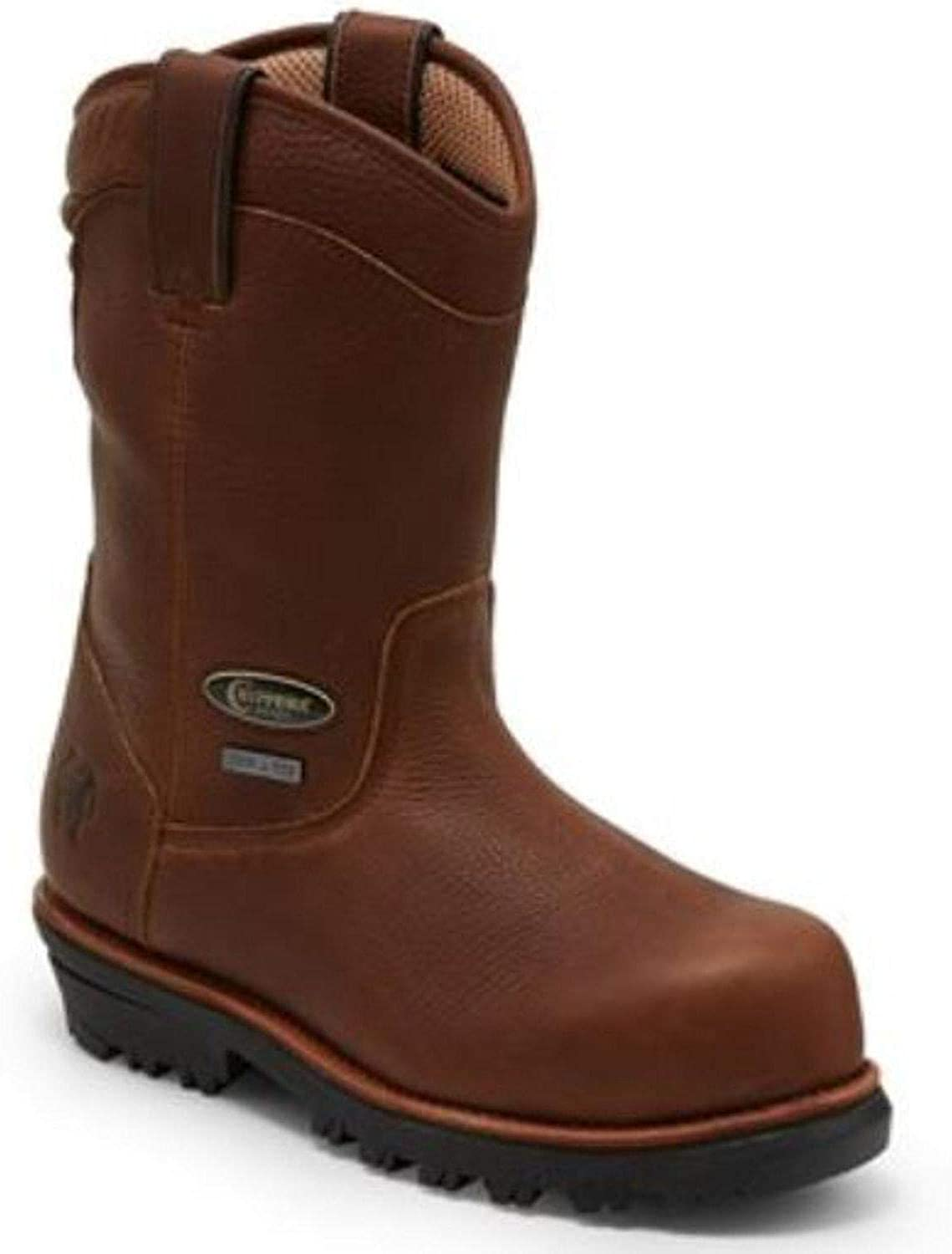 Chippewa Men's 20510 11In Honcho W Comp On Pull Wholesale Toe Ranking TOP3 - P