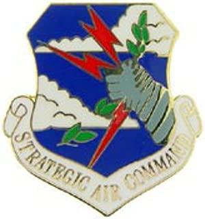 Pins: USAF - Air Force, STRATEGIC AIR CM (1
