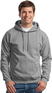 Gildan Heavy Blend Hooded Sweatshirt, Sport Gray, 5XL