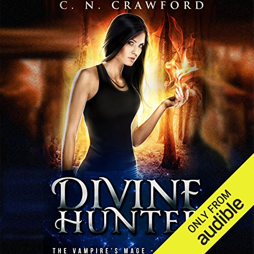 Divine Hunter audiobook cover art