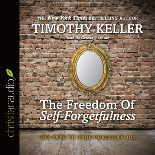 The Freedom of Self-Forgetfulness copertina