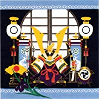風呂敷 綿シャンタン 50㎝ 小風呂敷 ( ふろしき )54-3 彩時記 「端午の節句」