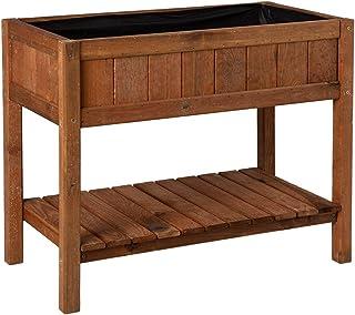 Catral 75020001 - Huerto urbano Germin 40, 76 x 80 x 40 cm (altura cubeta 25 cm), madera de pino