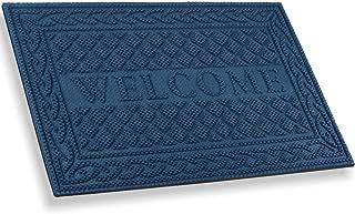Mibao Entrance Door Mat, Winter Durable Large Heavy Duty Front Outdoor Rug, Non-Slip Welcome Doormat for Entry, Patio, 24 ...