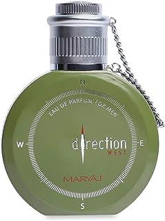 MARYAJ Direction West For Men - Eau De Parfum, 100 ml