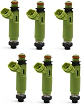 UPGRADE 12 Hole OEM fuel injectors for Jeep 4.0L 4.2L (add performance