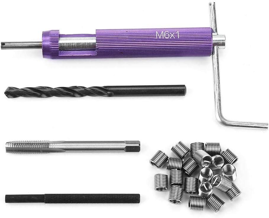 Oumefar Excellence Threaded Insert Repair Threa Tool Quality inspection Thread kit