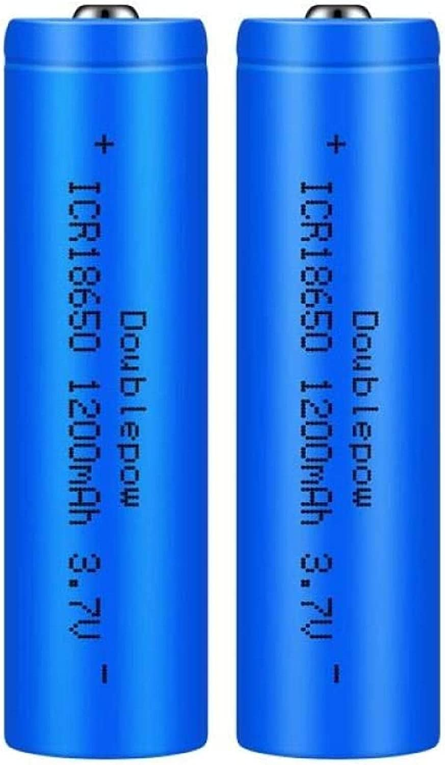 1200mAh We Sales of SALE items from new works OFFer at cheap prices 3.7V 18650 Rechargeable Battery Batteries- Lithium