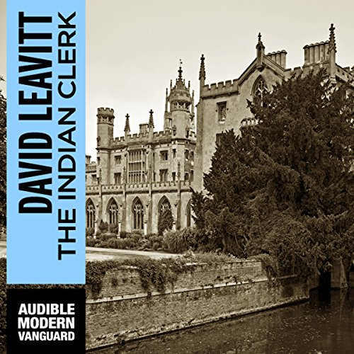 The Indian Clerk audiobook cover art
