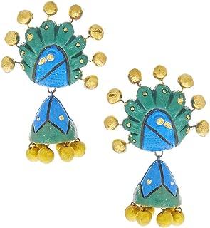 terracotta earrings online
