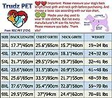 Rdc Pet Sweat à Capuche pour Chien Grand vêtements pour Chien Pull Polaire Veste en Coton Sweat Shirt de 3XL à 9XL pour Grand Chien Moyen (Bleu,3XL)