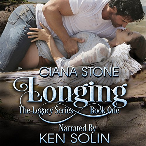 Longing audiobook cover art