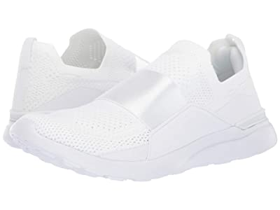 Athletic Propulsion Labs (APL) Techloom Bliss (White/White) Women