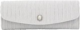 Wiwsi Women Party Handbag Small Clutch Bag Bridal Purse Wedding Chain Strap Bag