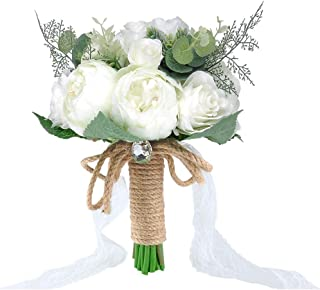 Best white and green bridal bouquet Reviews