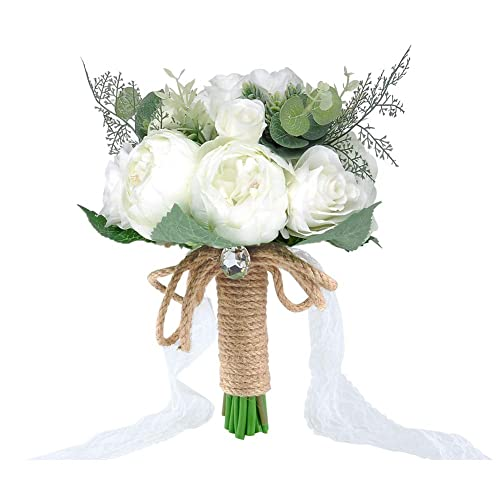 Silk Wedding Bridal Bouquets: Amazon.com