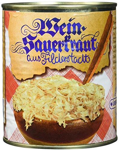 Sauerkraut – Hackfleischstrudel mit Blätterteig