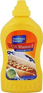 American Garden Yellow Mustard, 397 g