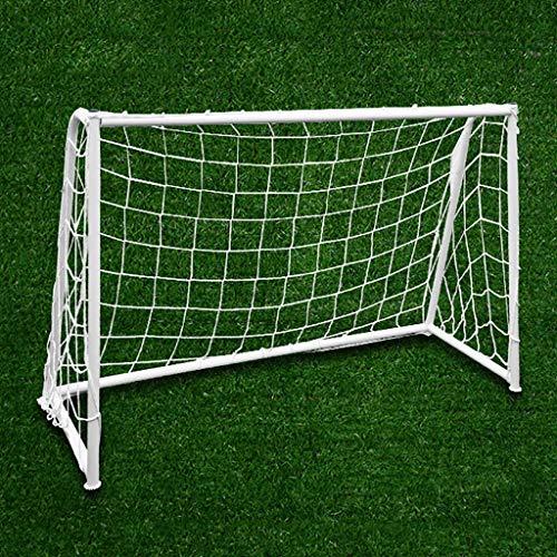 Soccer Goal Einfache Fußballtor Indoor-und Outdoor-Kindergarten Mini Fußballtor Tragbare Fußballtore Übungsziel Zieltraining Net Set