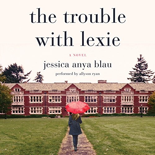 The Trouble with Lexie audiobook cover art