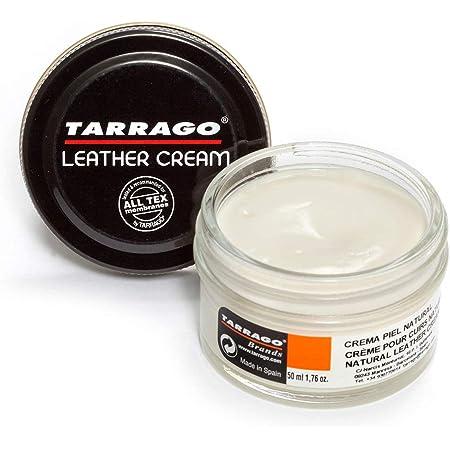 Natural Leather Cream 50 Ml | Crema Protectora para Calzado de Piel Natural | Betún para Zapatos | Cuidado del Calzado | Nutre, Repara y Protege Cuero Natural