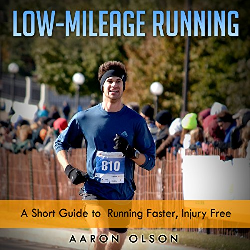 Low-Mileage Running audiobook cover art