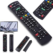 VIFERR Remote Control for Panasonic, Universal Remote Control Compatible Replacement for All Panasonic Intelligent TV/Viera Link/HDTV/ 3D/ LCD/LED