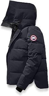 [カナダグース] CANADA GOOSE Men`s Macmillan Slim Fit Down Jacket メンズパーカー [Navy] [並行輸入品]