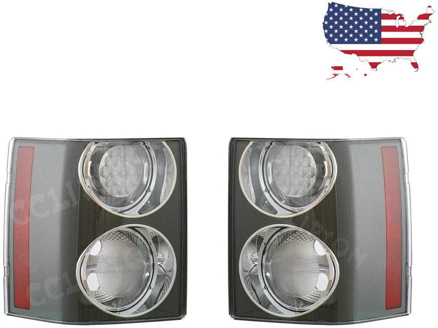 For Land 70%OFFアウトレット Rover Range HSE 2002-2009 Tail 店舗 Br Pair Rear Clear