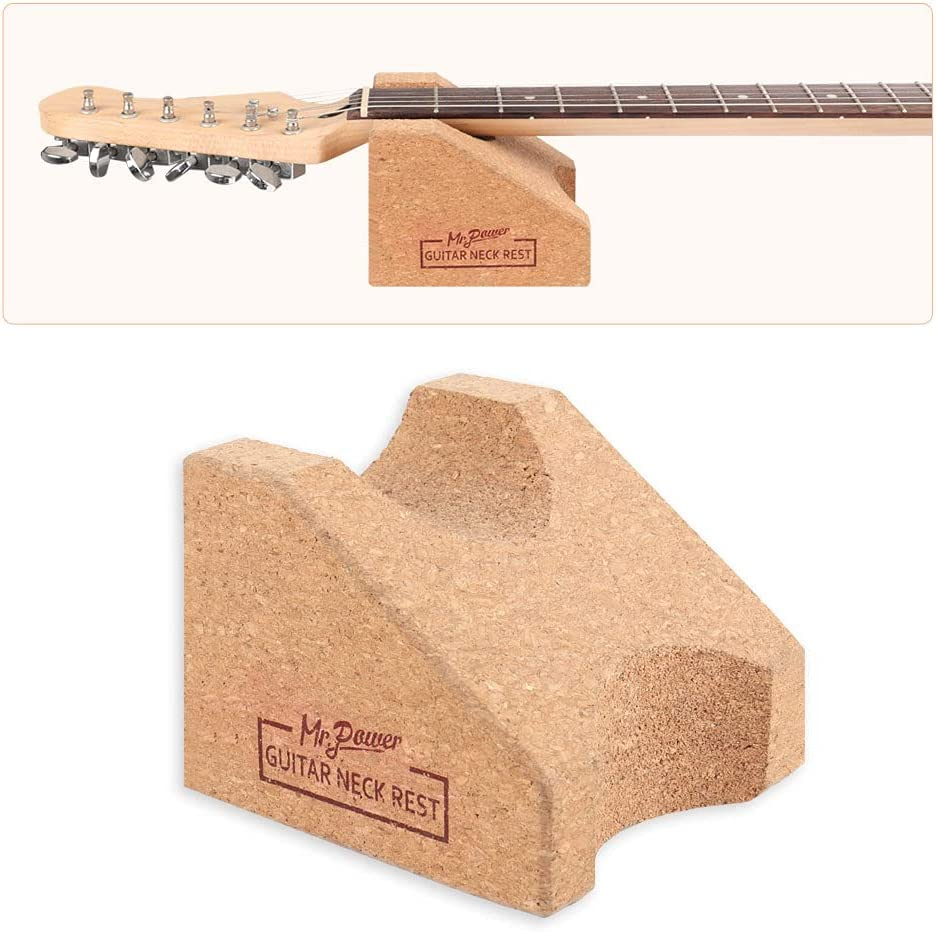 Indianapolis Mall Mr.Power Guitar Neck Rest Max 81% OFF Instrument Pillow Sup String