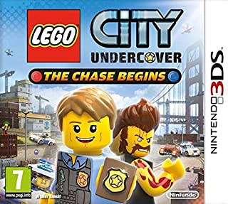 Nintendo Selects - Lego City Undercover: The Chase Begins (Nintendo 3DS) (B01G8H8B4A) | Amazon price tracker / tracking, Amazon price history charts, Amazon price watches, Amazon price drop alerts