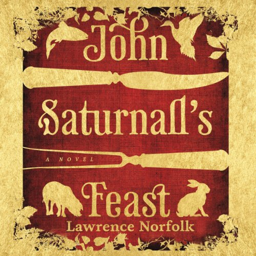 John Saturnall's Feast audiobook cover art