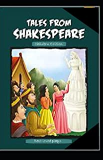 Tales from Shakespeare illustrated