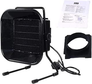 YaeTek 1000l Adjustable Solder Smoke Absorber Remover Fume Extractor Carbon Filter Quiet Fan for ESD Soldering Station Bench Top ESD-Safe
