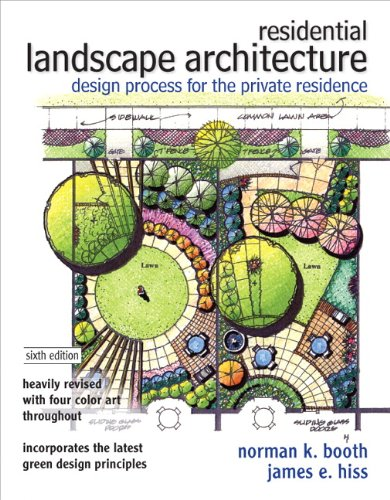 Residential Landscape Architecture: Design Process for the Private Residence (6th Edition)