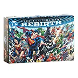 DC Deck Building Game: Rebirth - Multiple Campaign Scenarious with Unique Gameplay and Cards - Features Iconic DC Universe Location - Compatible with Other DC Deck-Building Game Series